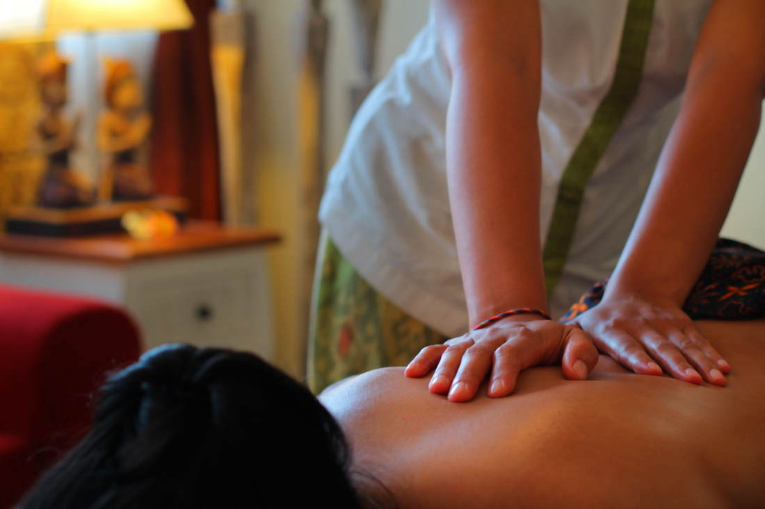 Image The Benefit of Massage