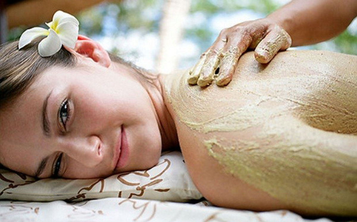 Image Get to know the body scrub and efficacy