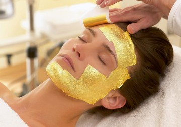 Image Gold Facial