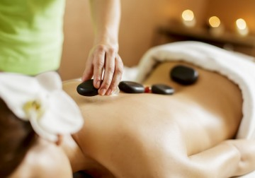 Image Hot Stone Massage