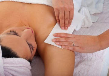 Image Under Arm Waxing