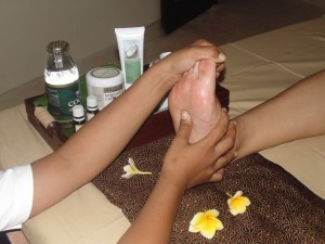Image Relaxing Foot & Reflexology