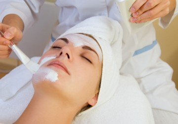 Image Organic White Lotus Facial