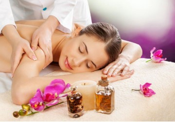 Image Aromatherapy Body Massage