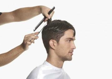 Image Men's hair cut