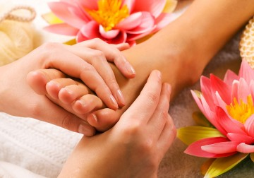 Image Orchid Foot/Reflexology Massage