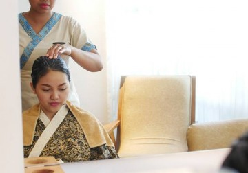 Image Indonesian Cream Bath Hair Therapy