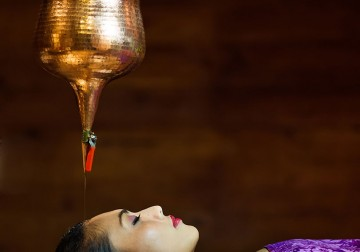 Image Shirodara Healing Treatment