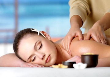 Image Spa Recovery Massage