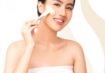 Image Peeling Whitening Local