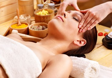 Image Ageless Facial Massage