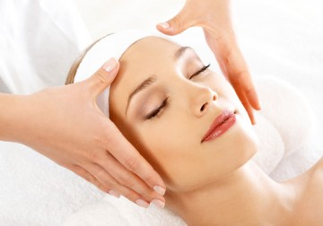 Image Relaxing Facial Treatment