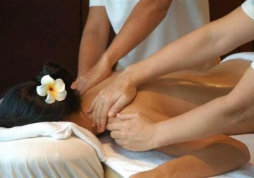 Image Four Hand Massage