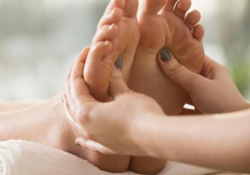 Image Reflexology Foot SPA