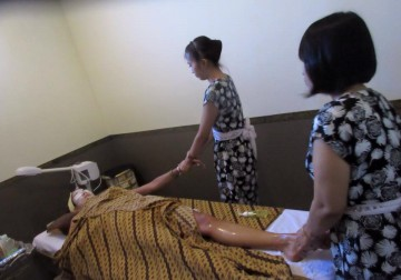 Image Restorative Full Body Massage 90