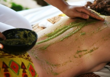 Image Dragon Fruit Spa Package With Youghurt