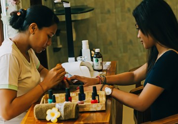 Image Manicure & Pedicure with OPI