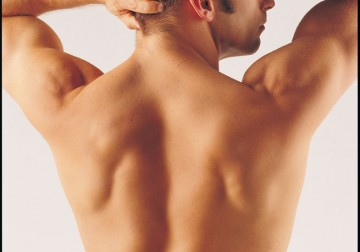 Image Waxing for Male Back