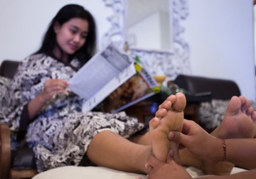 Image Foot Reflexology