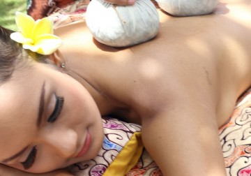 Image Oriental Herbal Massage