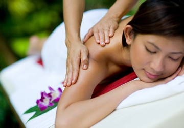 Image Back Massage