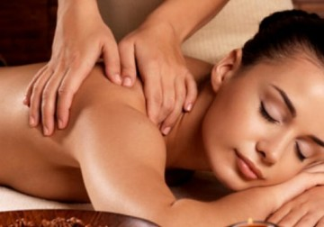 Image Aromatherapy Deep Tissue Body Massage