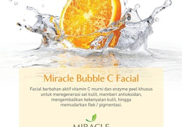 Image Miracle Bubble C Facial