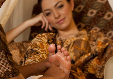Image Aromatherapy Foot Spa
