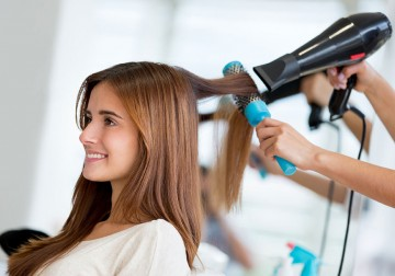Image Hair Straightening Permanent Long