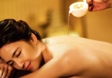 Image Candle Aromatic Massage