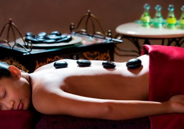 Image Sacred Heated Stone Massage